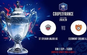 Coupe de France 2ème Tour !