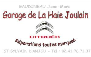 Garage GAUDINEAU - CITROEN -